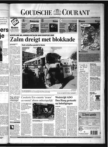Goudsche Courant 1997-09-15