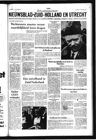 Schoonhovensche Courant 1971-09-13