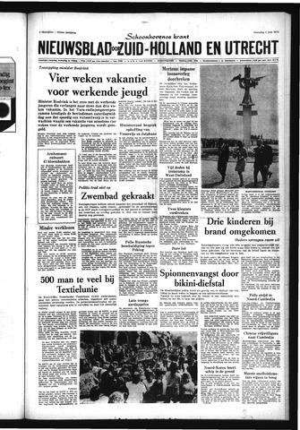 Schoonhovensche Courant 1970-06-08