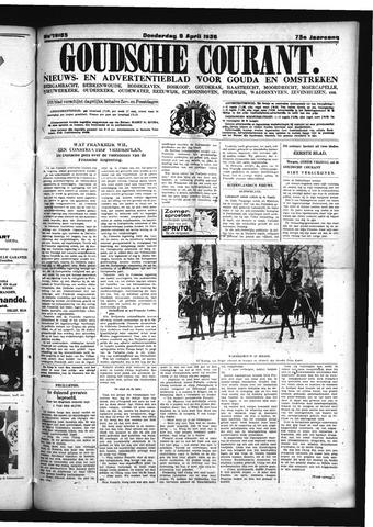 Goudsche Courant 1936-04-09