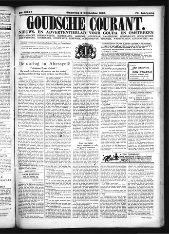 Goudsche Courant 1935-12-02