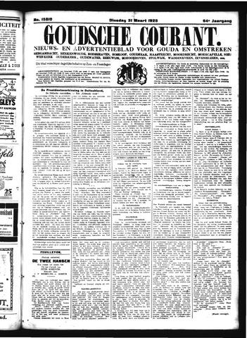 Goudsche Courant 1925-03-31