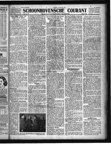 Schoonhovensche Courant 1944-02-29