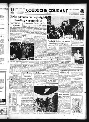Goudsche Courant 1957-03-15
