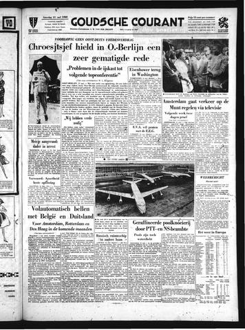 Goudsche Courant 1960-05-21