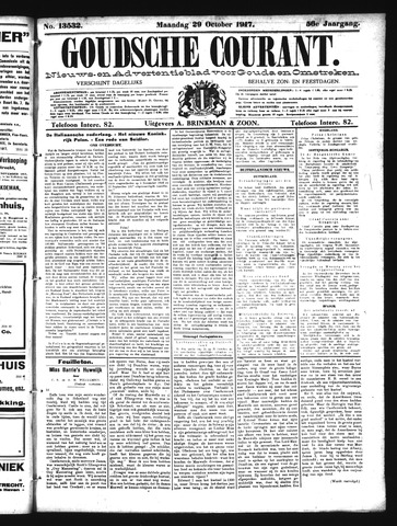 Goudsche Courant 1917-12-29
