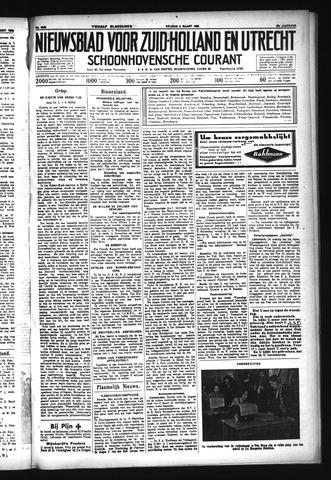 Schoonhovensche Courant 1933-03-03