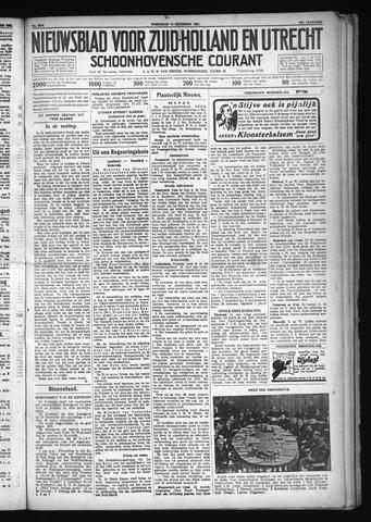 Schoonhovensche Courant 1931-12-16