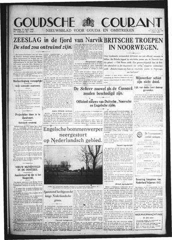 Goudsche Courant 1940-04-15