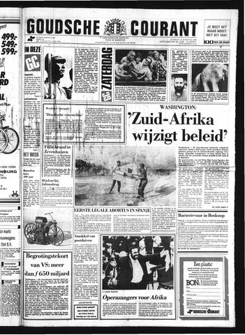 Goudsche Courant 1985-08-10