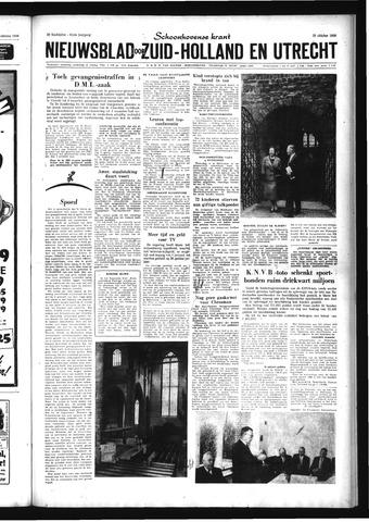 Schoonhovensche Courant 1959-10-23
