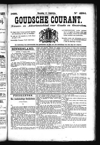 Goudsche Courant 1890-08-11