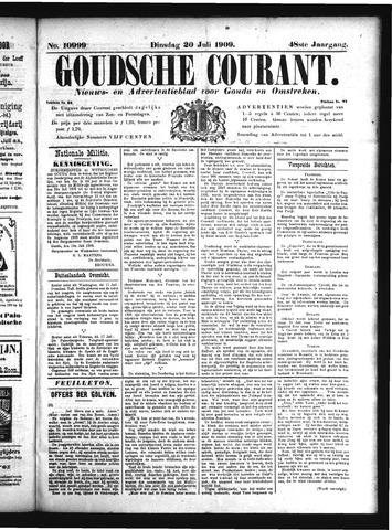 Goudsche Courant 1909-07-20