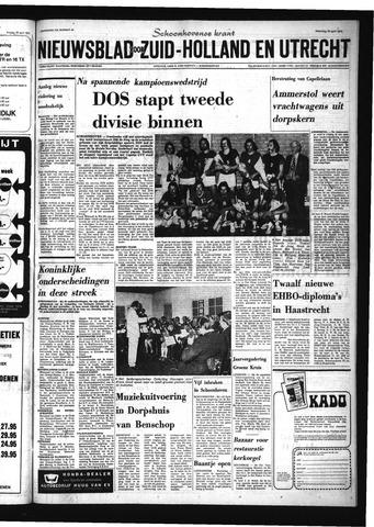 Schoonhovensche Courant 1974-04-29