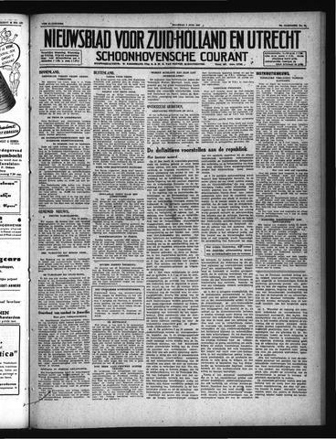 Schoonhovensche Courant 1947-06-02