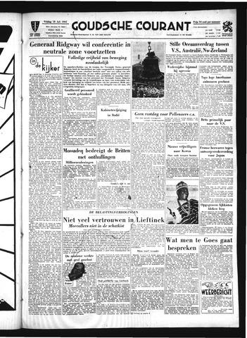 Goudsche Courant 1951-07-13