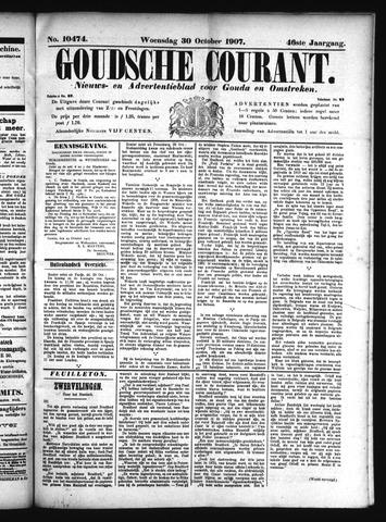 Goudsche Courant 1907-10-30