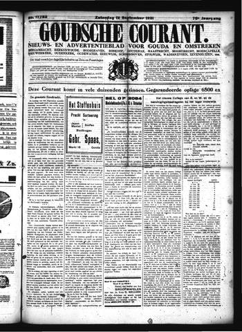 Goudsche Courant 1931-09-12