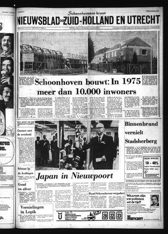 Schoonhovensche Courant 1973-10-19