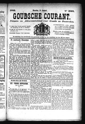 Goudsche Courant 1889-01-28