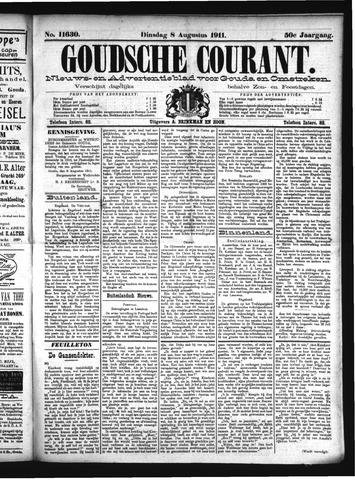 Goudsche Courant 1911-08-08