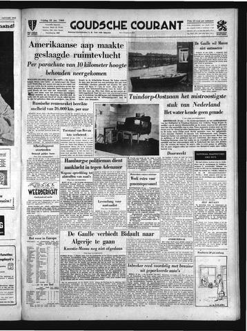 Goudsche Courant 1960-01-22
