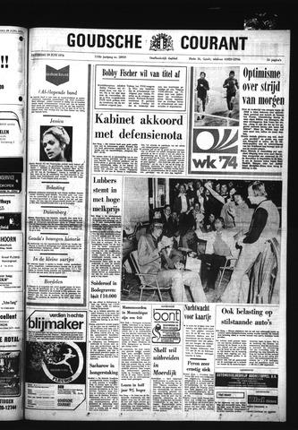 Goudsche Courant 1974-06-29