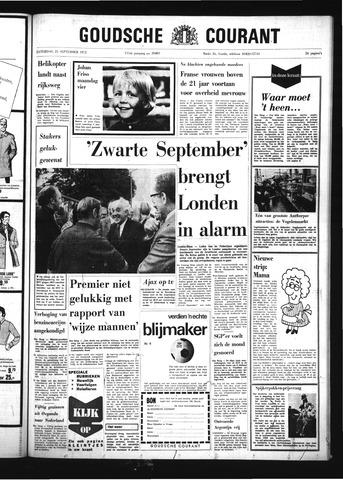 Goudsche Courant 1972-09-23