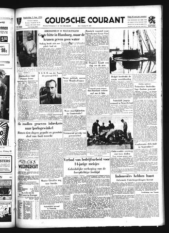 Goudsche Courant 1954-08-05