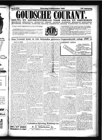 Goudsche Courant 1931-11-14