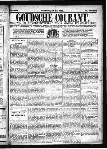 Goudsche Courant 1922-06-22