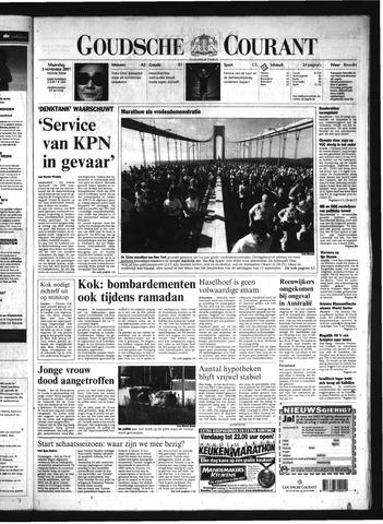 Goudsche Courant 2001-11-05