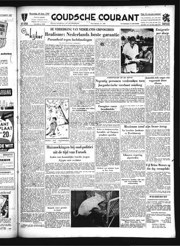 Goudsche Courant 1952-09-10
