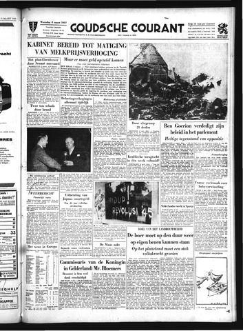 Goudsche Courant 1957-03-06