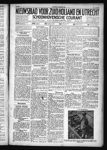 Schoonhovensche Courant 1931-08-17