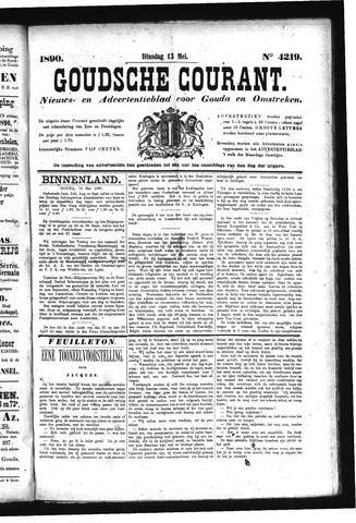 Goudsche Courant 1890-05-13