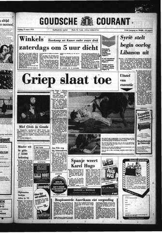 Goudsche Courant 1976-03-19