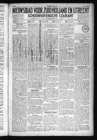 Schoonhovensche Courant 1930-06-11