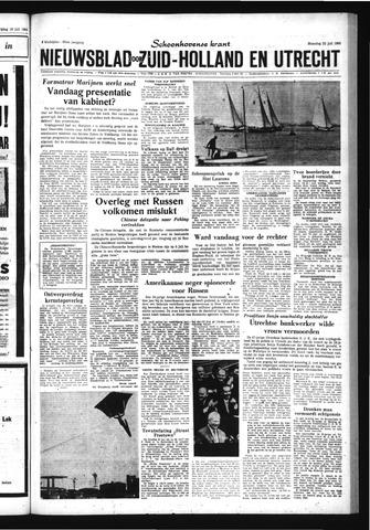Schoonhovensche Courant 1963-07-22