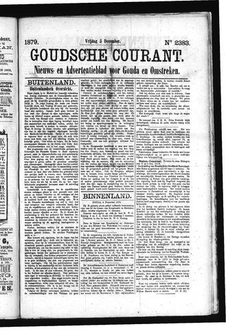 Goudsche Courant 1879-12-05