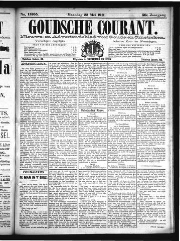 Goudsche Courant 1911-05-22