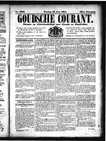 Goudsche Courant 1894-06-26