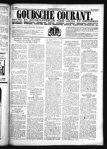 Goudsche Courant 1937-09-30
