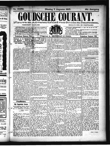 Goudsche Courant 1917-08-07