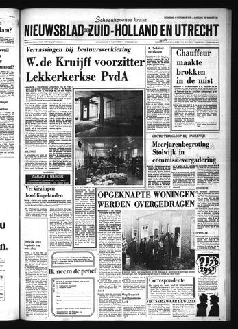 Schoonhovensche Courant 1975-11-12