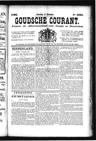 Goudsche Courant 1892-12-17