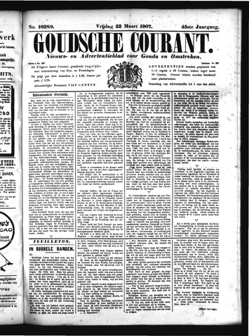 Goudsche Courant 1907-03-22