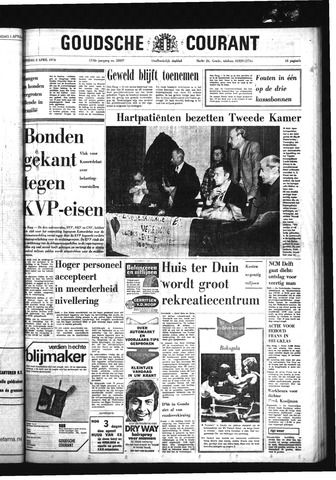 Goudsche Courant 1974-04-02
