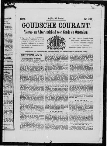 Goudsche Courant 1871-01-13