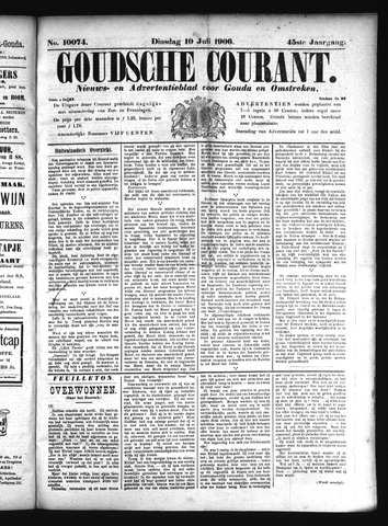 Goudsche Courant 1906-07-10